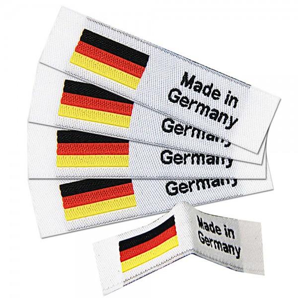"Fix&Fertig - Étiquette textile ""Made in Germany"""
