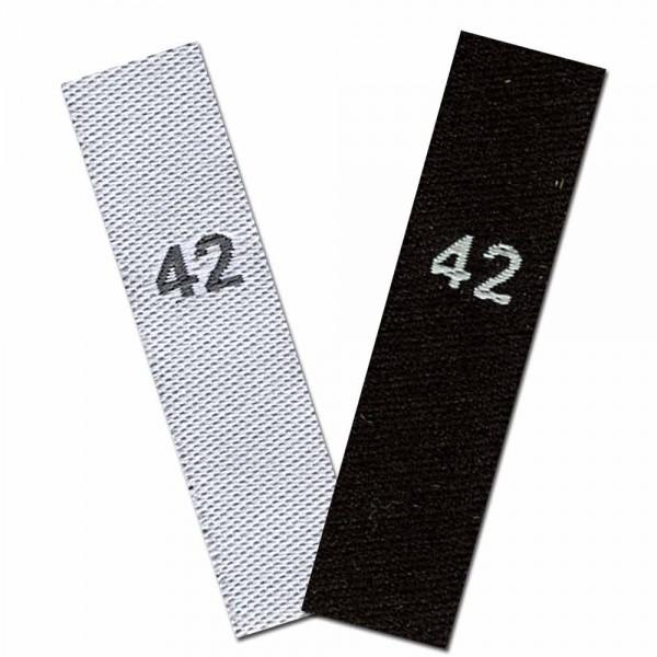 Fix&Fertig - taille étiquettes 42