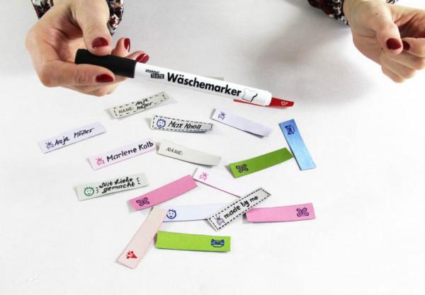 Fix&Fertig - JAVANA stylo noir pour linge