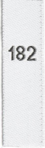 Größenetiketten für Kinder 182
