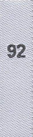 Fix&Fertig - taille étiquettes 92 (enfants)