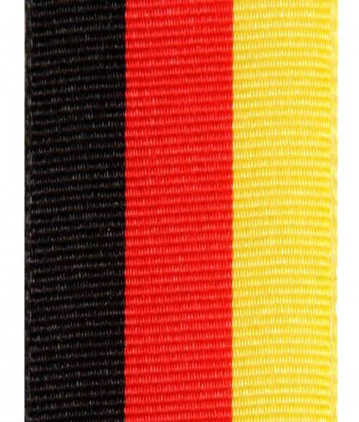 Nationalband schwarz-rot-gelb, Vereinsband