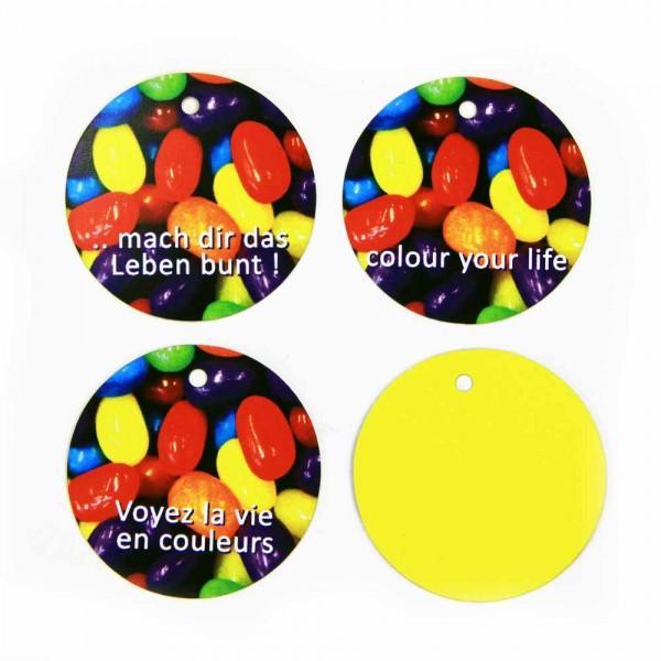 Hang tags-étiquettes volantes