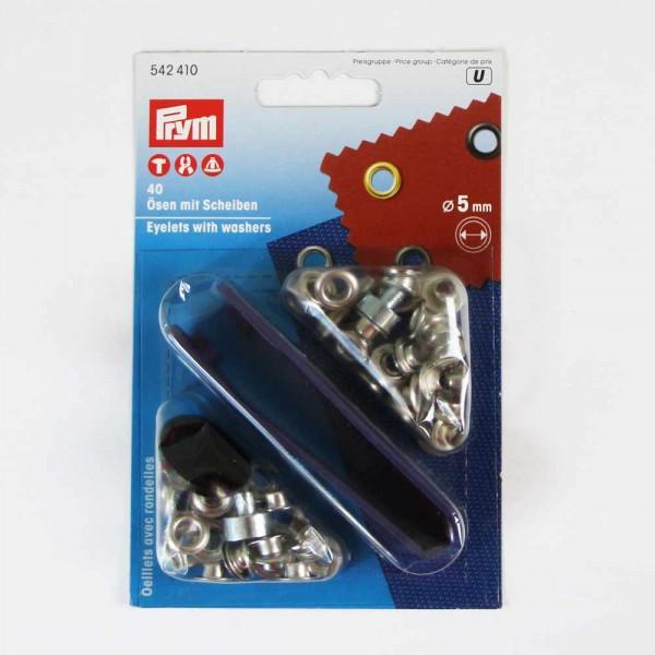 Kit de conversion « œillets métalliques » pour pince Vario (Prym)
