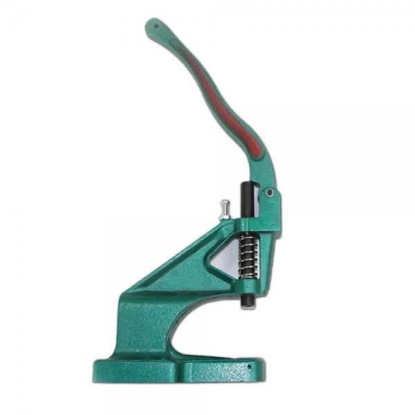Presse manuelle pour boutons-pression, épingles et œillets métalliques