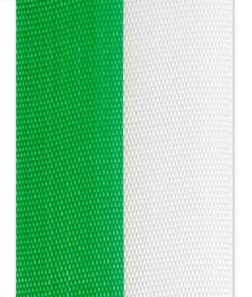 Nationalband grün-weiß, Vereinsband