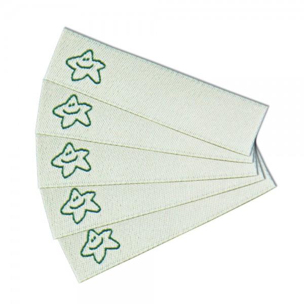 """Fix&Fertig - à étiqueter """"étoile"""" (à coudre)"""